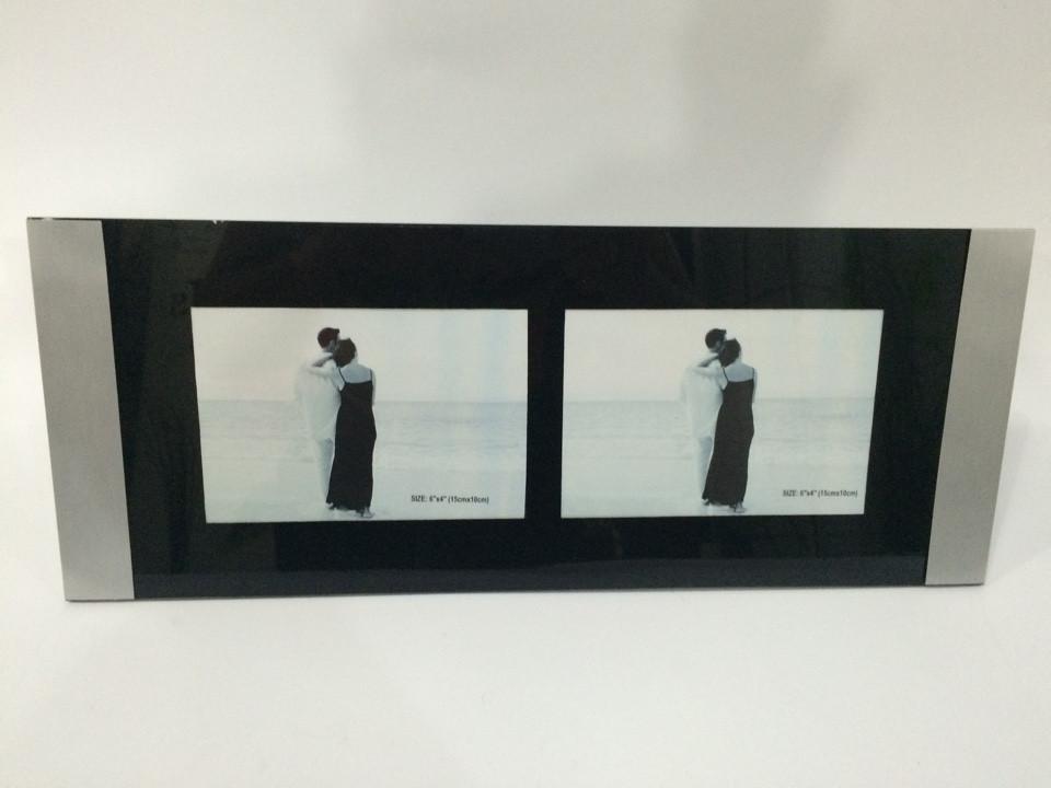 Рамка для фото настенная и  настольная 10*15,стеклянная