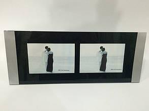 Рамка для фото настенная и  настольная 10*15,стеклянная, фото 2