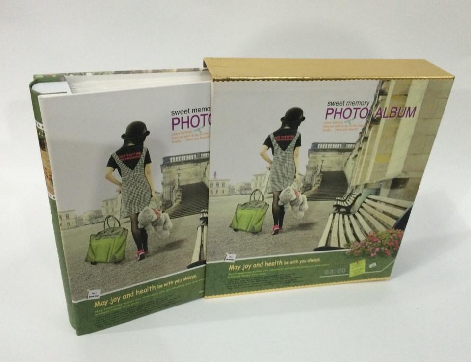 Фотоальбом  под фотографии размером 15 х 20 см, и 10 х 15 см.