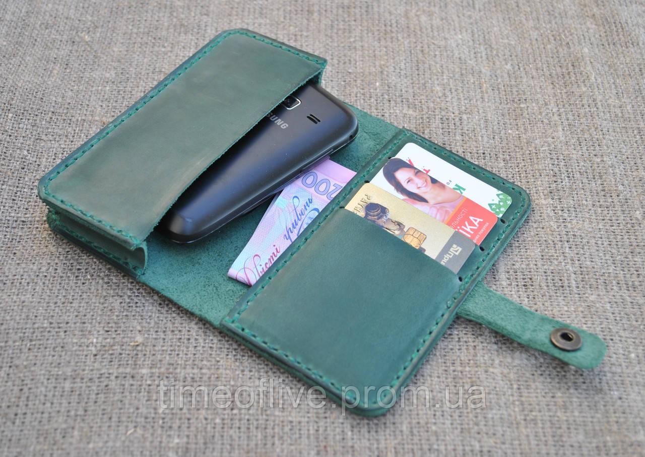 b857dad4d907 Чехол для мобильного телефона из натуральной кожи ручной работы - Time of  live в Одессе