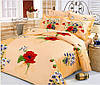 Комплект постельного белья Le Vele Daisy, двуспальный евро 200х220см