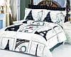 Комплект постельного белья Le Vele Eifel, двуспальный евро 200х220см