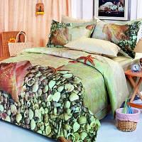 Комплект постельного белья Le Vele Deniz, двуспальный евро 200х220см