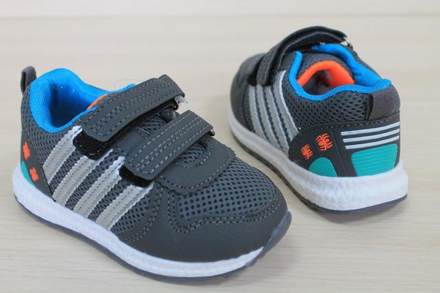 серые кроссовки для мальчиков style-baby.com
