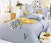 Комплект постельного белья Le Vele Hayat, двуспальный евро 200х220см