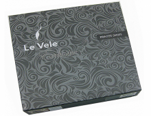 Комплект постельного белья Le Vele life, двуспальный евро 200х220см, фото 2