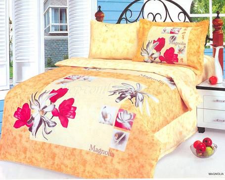 Комплект постельного белья Le Vele magnolia, двуспальный евро 200х220см, фото 2