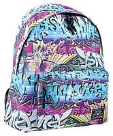 Рюкзак подростковый ТМ 1 Вересня ST-15 Crazy 16