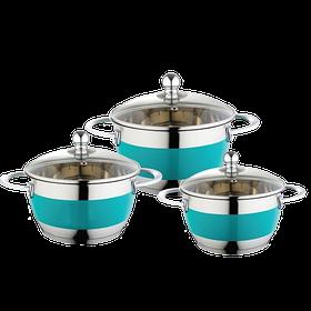 Набор посуды 6пр. Krauff 26-189-039