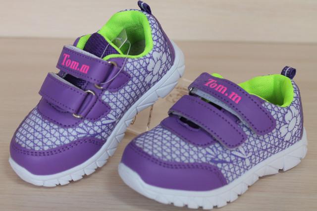 Томм кроссовки для девочек style-baby.com