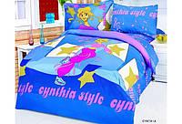 Комплект постельного белья Le Vele cynthia, полуторное евро 160*220