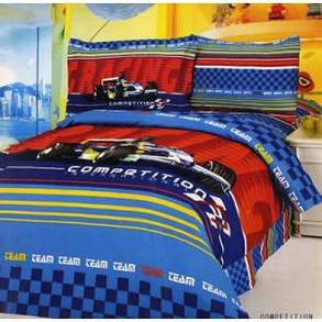 Комплект постельного белья Le Vele competition, полуторное евро 160*220, фото 2