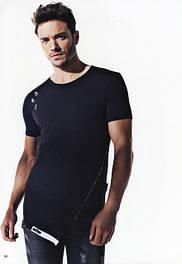 Мужские футболки молодежные модели
