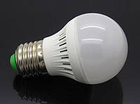 3W Е27 Экономная светодиодная лампа! LED лампа! , Акция