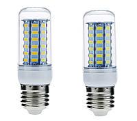 18W Е27, Е14 56LED Экономная светодиодная лампа! (белый и тёплый) LED лампа Качество!, Акция