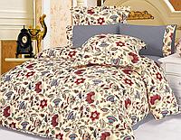 Комплект постельного белья Le Vele empoli , сатин-жатый шелк, двуспальный евро 200х220см