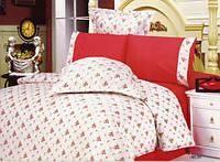 Комплект постельного белья Le Vele imelda, сатин-жатый шелк, двуспальный евро 200х220см