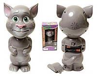 Говорящий Кот Том - интерактивная детская игрушка, Акция
