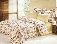 Комплект постельного белья Le Vele magi, сатин-жатый шелк, двуспальный евро 200х220см