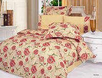 Комплект постельного белья Le Vele modena, сатин-жатый шелк, двуспальный евро 200х220см