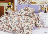 Комплект постельного белья Le Vele padova, сатин-жатый шелк, двуспальный евро 200х220см
