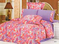 Комплект постельного белья Le Vele santa, сатин-жатый шелк, двуспальный евро 200х220см