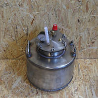 Автоклав нержавейка для домашнего консервирования 5 литровых (или 8 пол литровых)