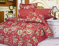 Комплект постельного белья Le Vele sicily , сатин-жатый шелк, двуспальный евро 200х220см