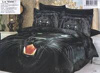 Комплект постельного белья Le Vele sima, исскуственный шелк, двуспальный евро 200х220см
