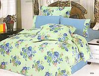 Комплект постельного белья Le Vele seda , сатин-жатый шелк, двуспальный евро 200х220см