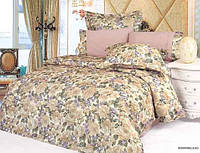 Комплект постельного белья Le Vele rosana, сатин-жатый шелк, двуспальный евро 200х220см