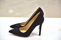 Marco Gozzi итальянские женские туфли лодочки на каблуке 10см