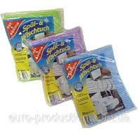 Абсорбирующие полотенца, универсальные 10 шт 37х51 см