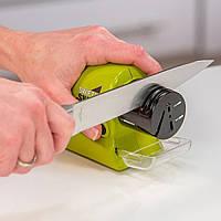 Универсальная электрическая точилка для ножей, ножниц и отвёрток SWIFTY SHARP , Акция