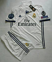 Футбольная форма Реал Мадрид 2016-2017