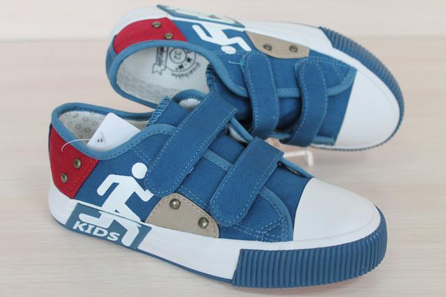 style-baby.com кеды на двух липучках для мальчиков без шнурков