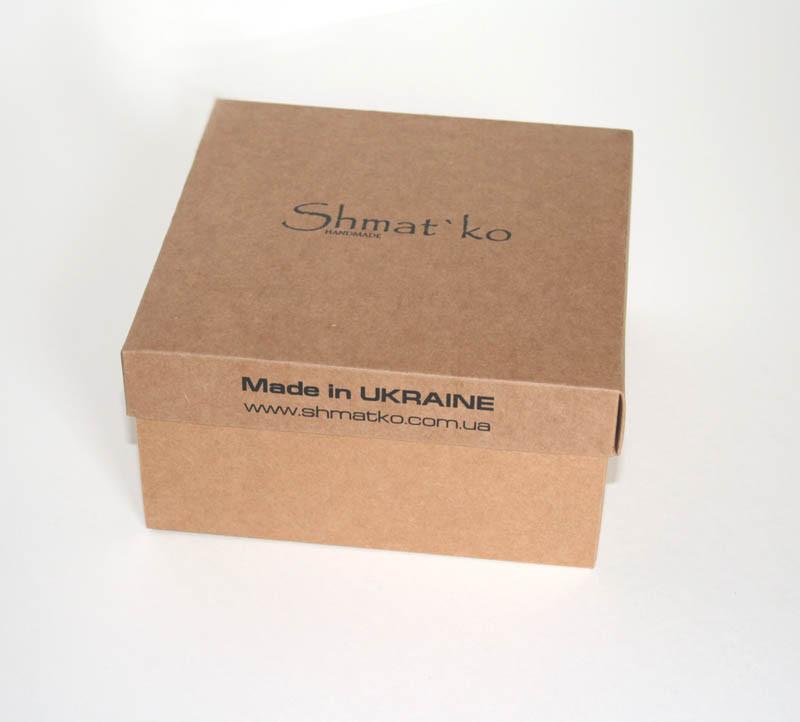 Коробки из крафт картона 10