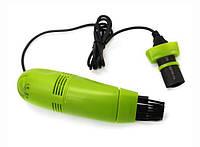 USB мини пылесос для клавиатуры, ноутбука, телефона и электроники !!!, Акция