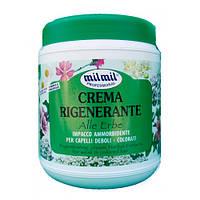 Маска для волос MilMil Crema Rigenerante Alle Erbe «Травяные экстракты» 1000 ml