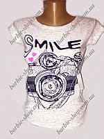 Веселые футболки для девушек