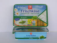 Сливочный крем-сыр с луком и зеленью  Frischkase 200 g