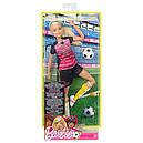 Кукла Барби футболистка двигайся как я безграничные движения Barbie Made to Move, фото 5