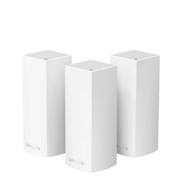 Роутер модульный LINKSYS VELOP WHW0303 AC6600 3PK, WIFI роутер модульный, 3-три модуля