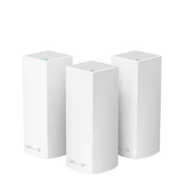 Роутер модульный LINKSYS VELOP WHW0303 AC6600 3PK, WIFI роутер модульный, 3-три модуля, фото 2