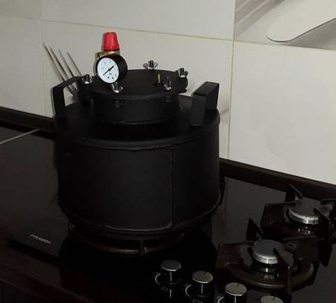 Автоклав 5 литровых или 8 пол-литровых, фото 2