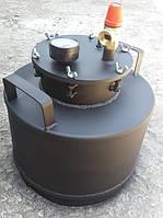 Автоклав окрашенный металл для домашнего консервирования 5 литровых (или 8 пол литровых)