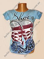 Оригинальные футболки для женщин
