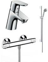 Hansgrohe Focus Comfort Set Душевой набор смесителей для ванны 31934000