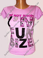 Необычные  футболки для женщин