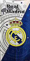 Полотенце махровое пляжное Real Madrid, 75х150 см